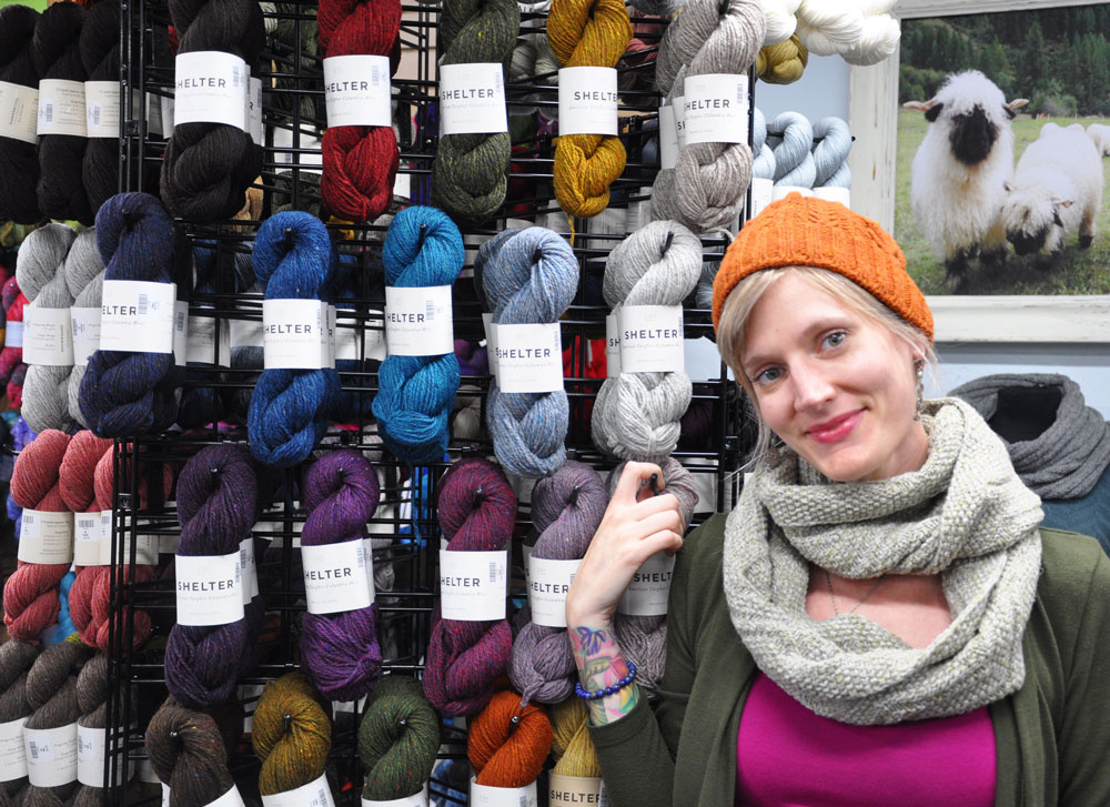Brooklyn Tweed Debut & Garment Show | Yarning for You